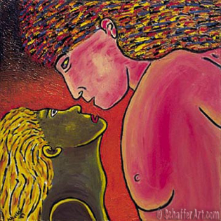 In My Dreams Painting